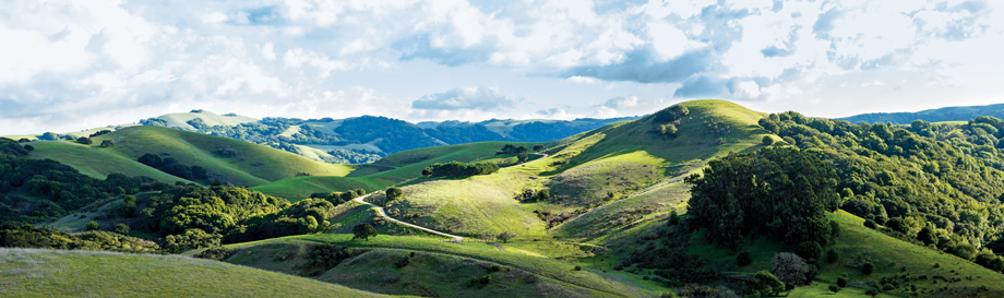 Schaefer Ranch by Toll Brothers breath-taking scenery of rolling hills and open space