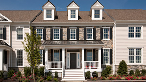 Toll Brothers - Liseter - The Newtown Collection Photo