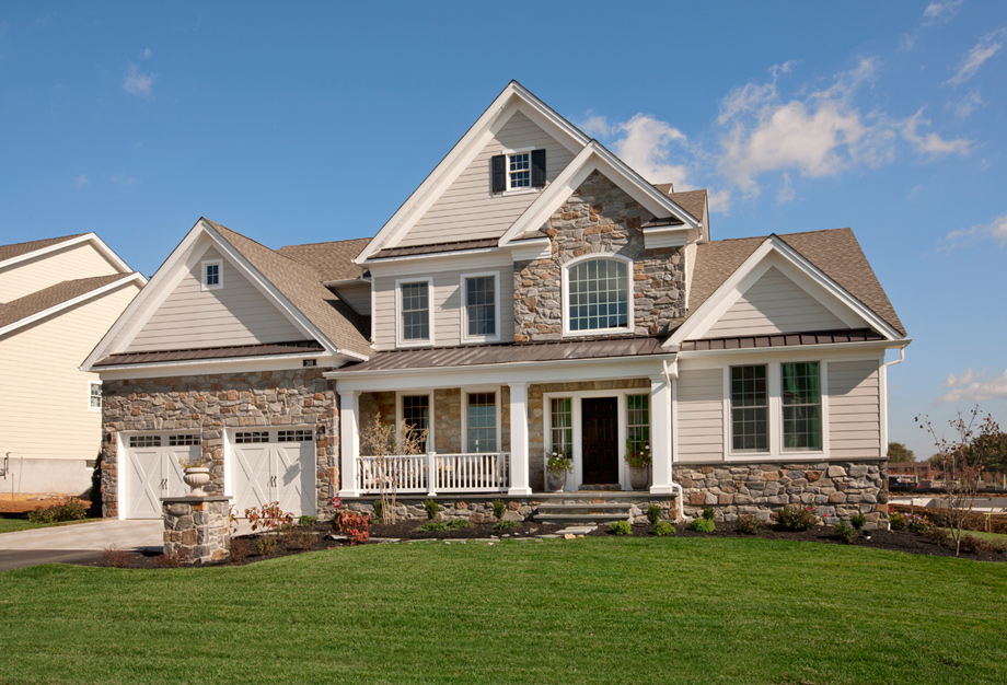 New luxury homes for sale in newtown square pa liseter for Modern day houses for sale