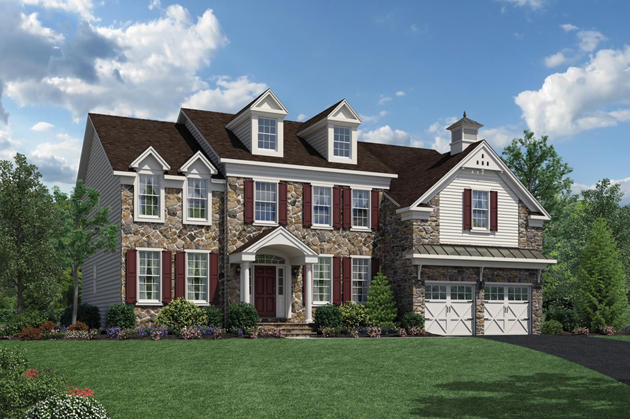 Liseter New Homes Toll Brothers