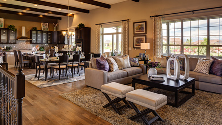 Click to visit the Anthem Ranch by Toll Brothers - The Boulder Collection's page
