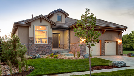 Click to visit the Anthem Ranch by Toll Brothers - The Broomfield Collection's page