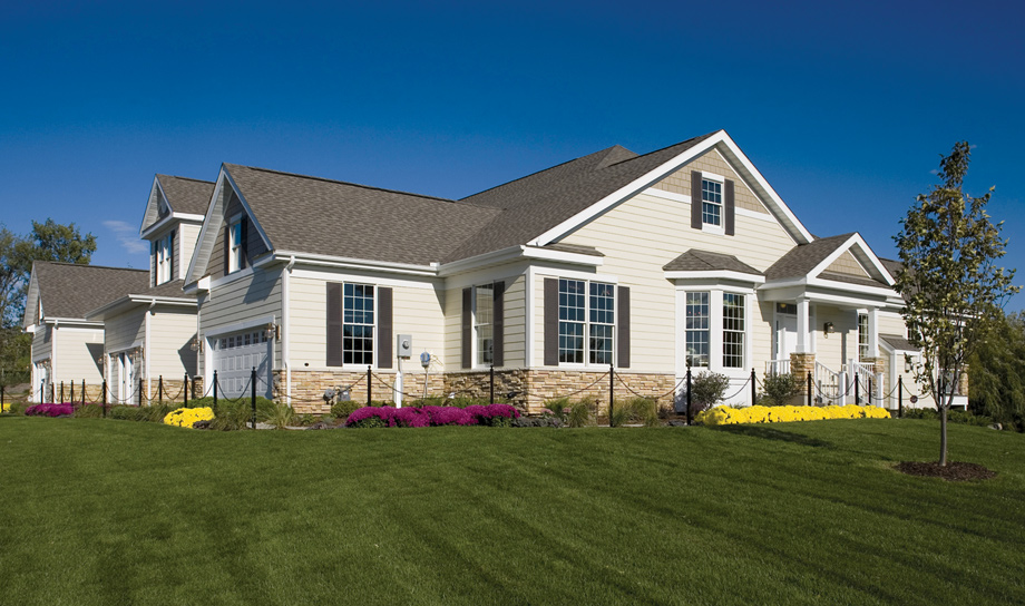 Toll Brothers - Regency at Ashburn - The Georgetown Photo