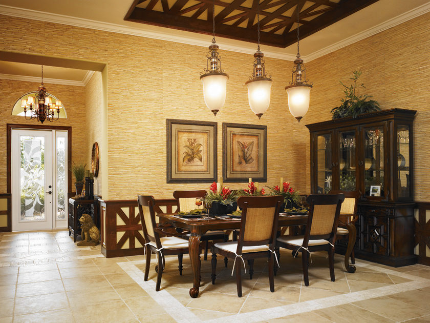 Bonita Springs FL New Homes for Sale Cordova at Spanish  : Biella Dining Room920 from www.tollbrothers.com size 840 x 630 jpeg 306kB