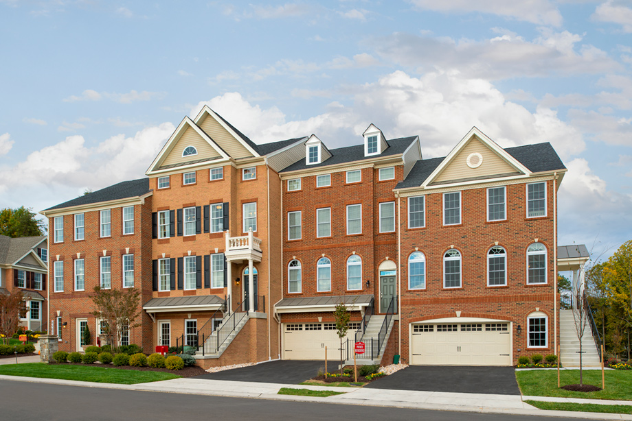 Severn md townhomes for sale arundel forest the meadows for Builders in md