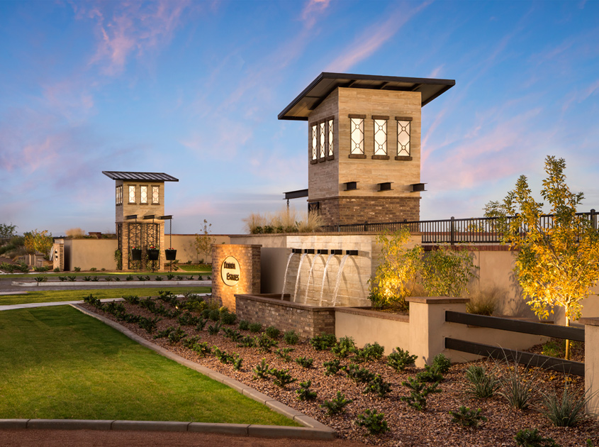 Arizona homes for sale 13 new home communities toll for Arizona home design