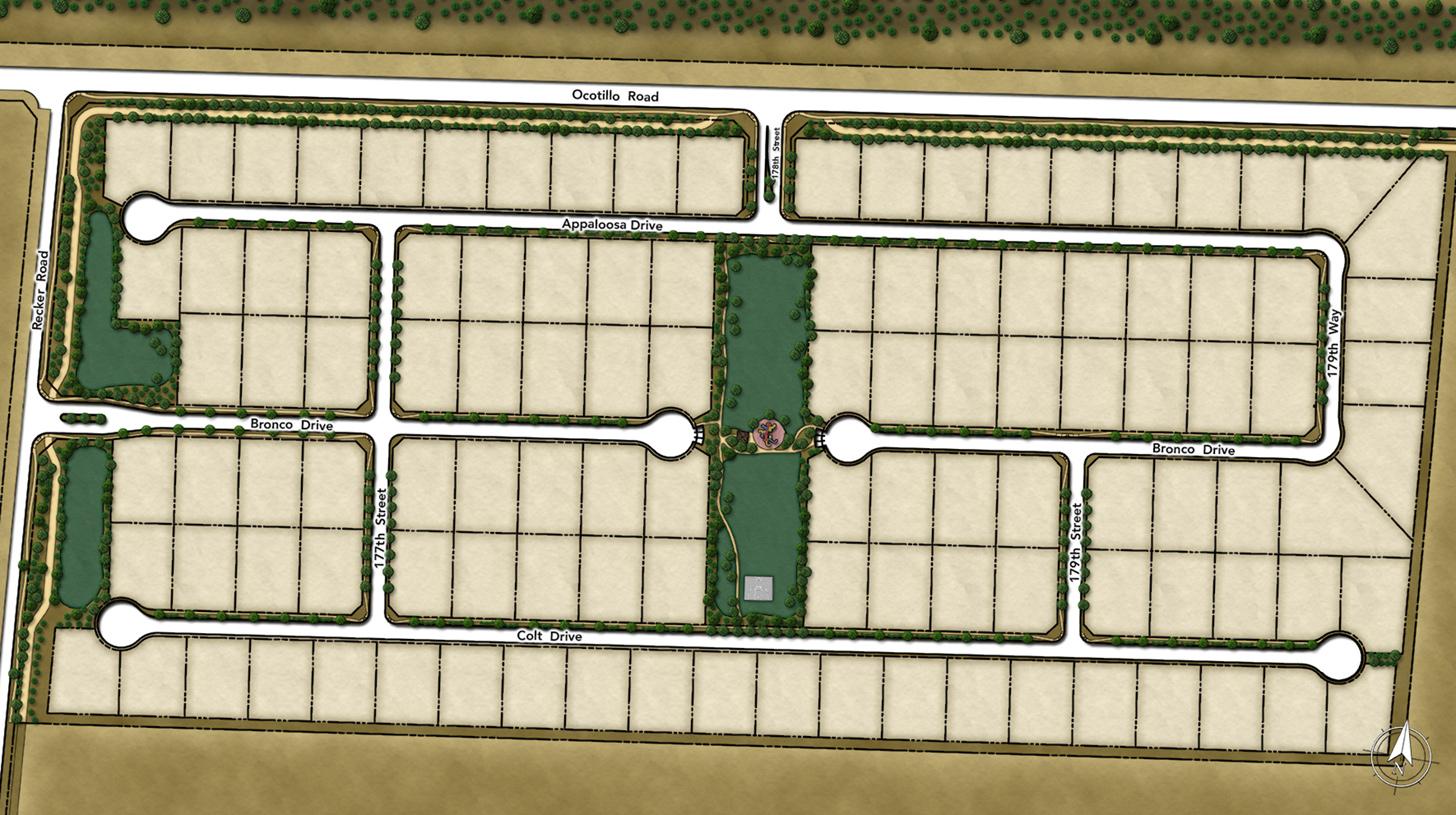 Dorada Estates Overall Site Plan