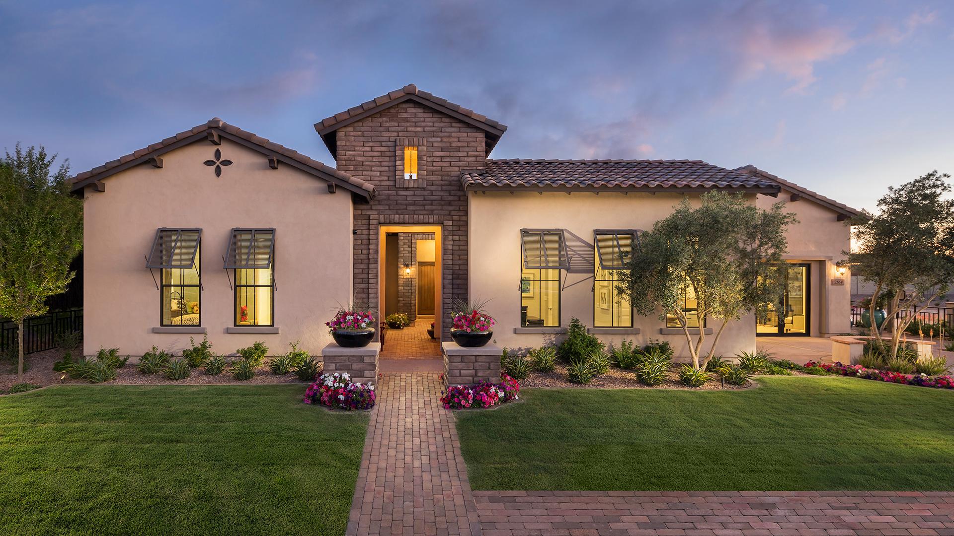 Gilbert Az New Homes For Sale Calliandra Estates