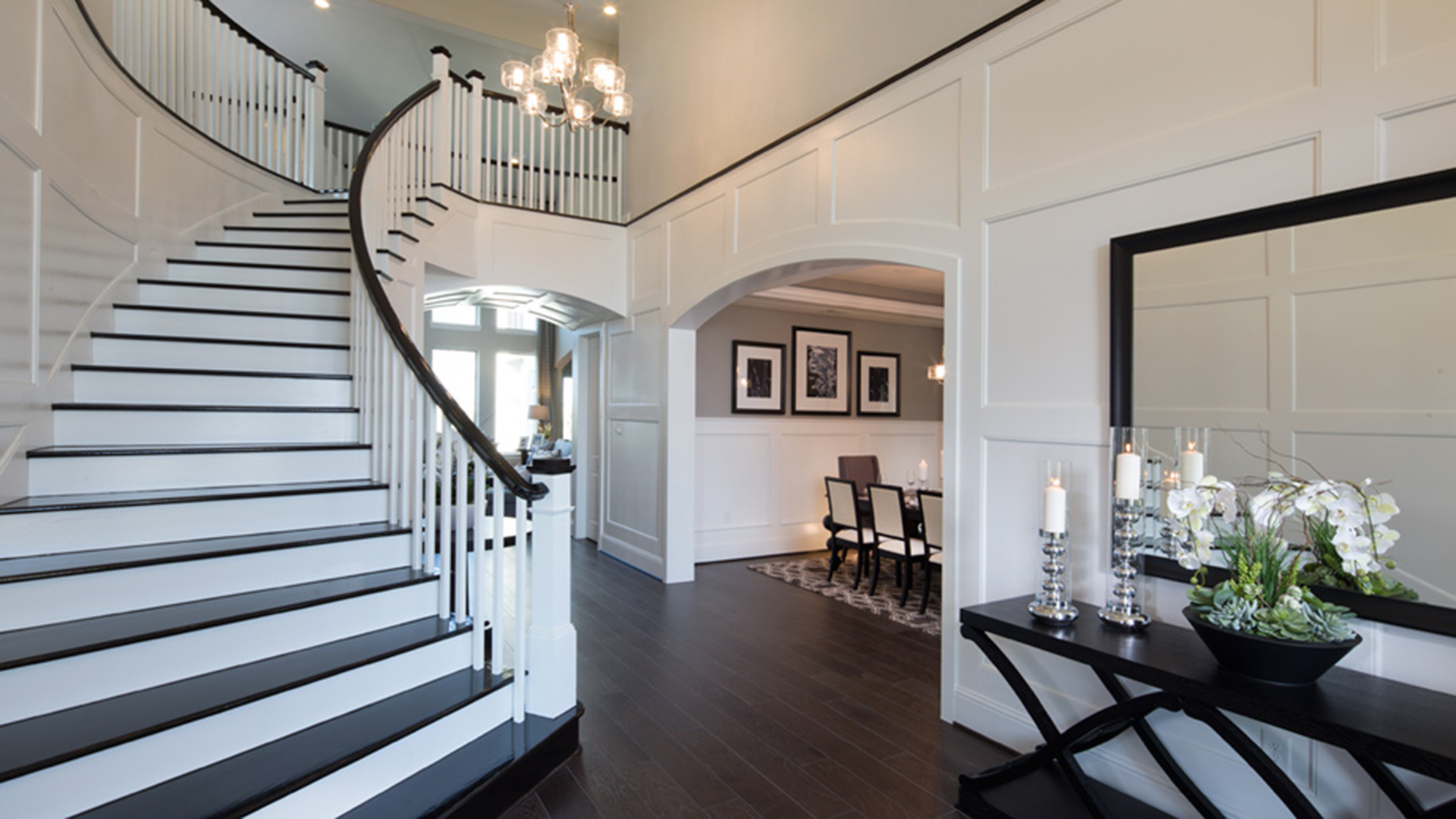 Vallagio Entry - The Woodlands - Creekside Park - The Estates at Blairs Way