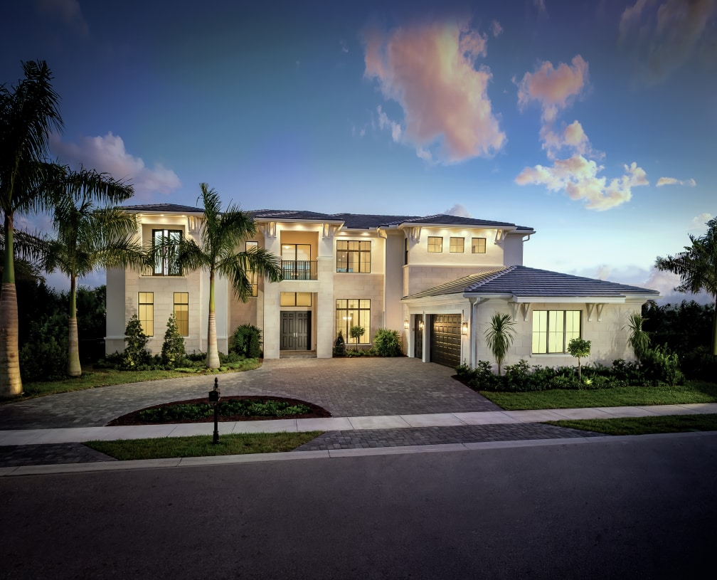 Villa Divina home design