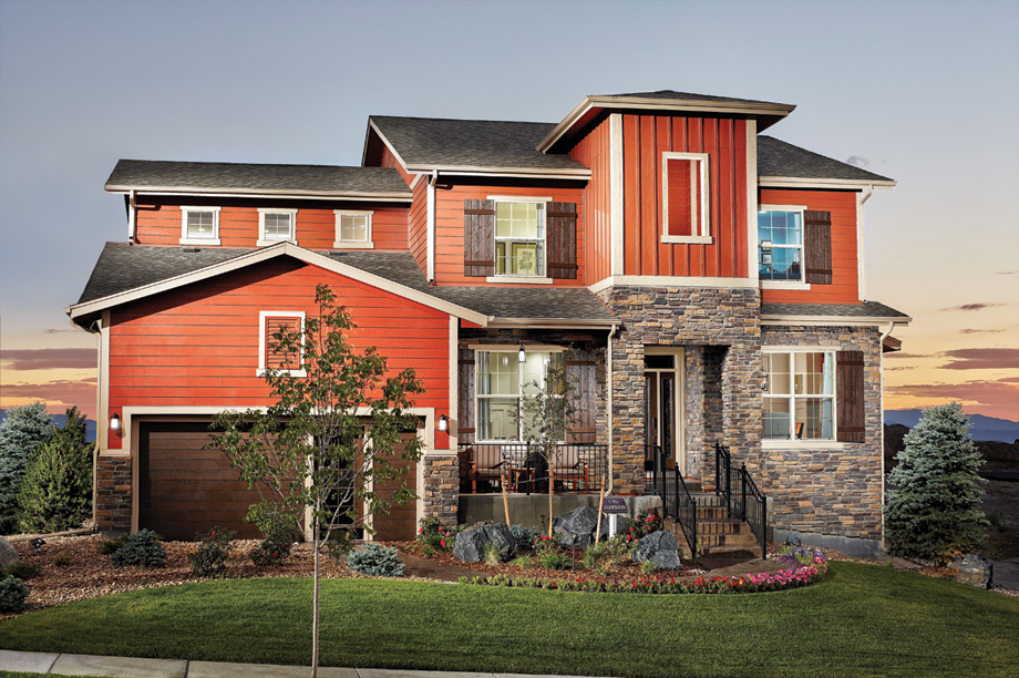 Toll Brothers - The Hills at Parker Photo
