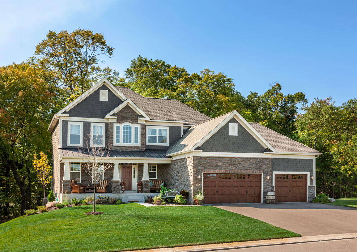 Minnesota homes for sale new luxury home communities for Building a home in mn