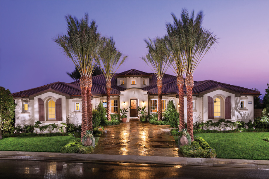 Masters At Moorpark Country Club Luxury New Homes In