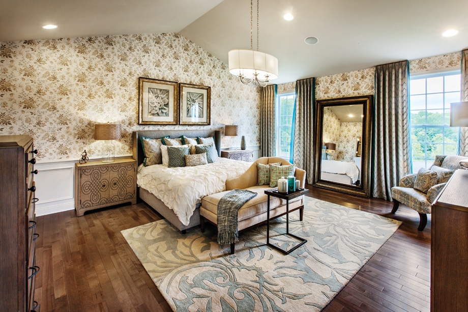 toll brothers regency at wappinger meadows photo - Luxury Homes Master Bedroom