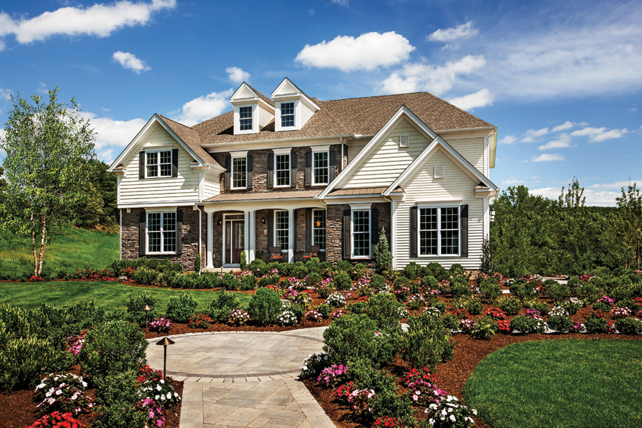 Professionally-decorated model home open daily to tour!