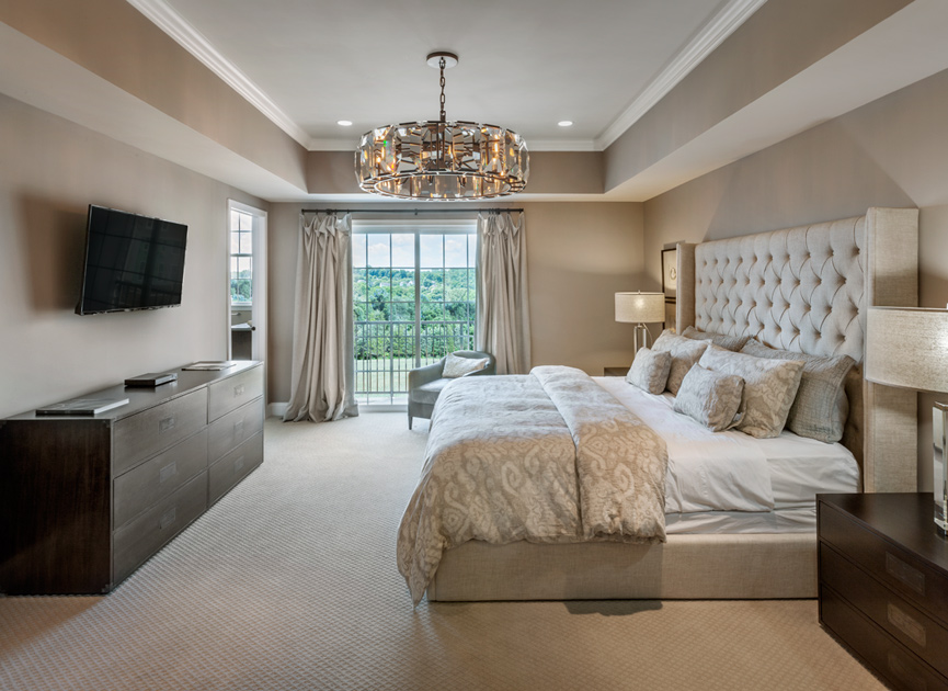 darien master bedroom