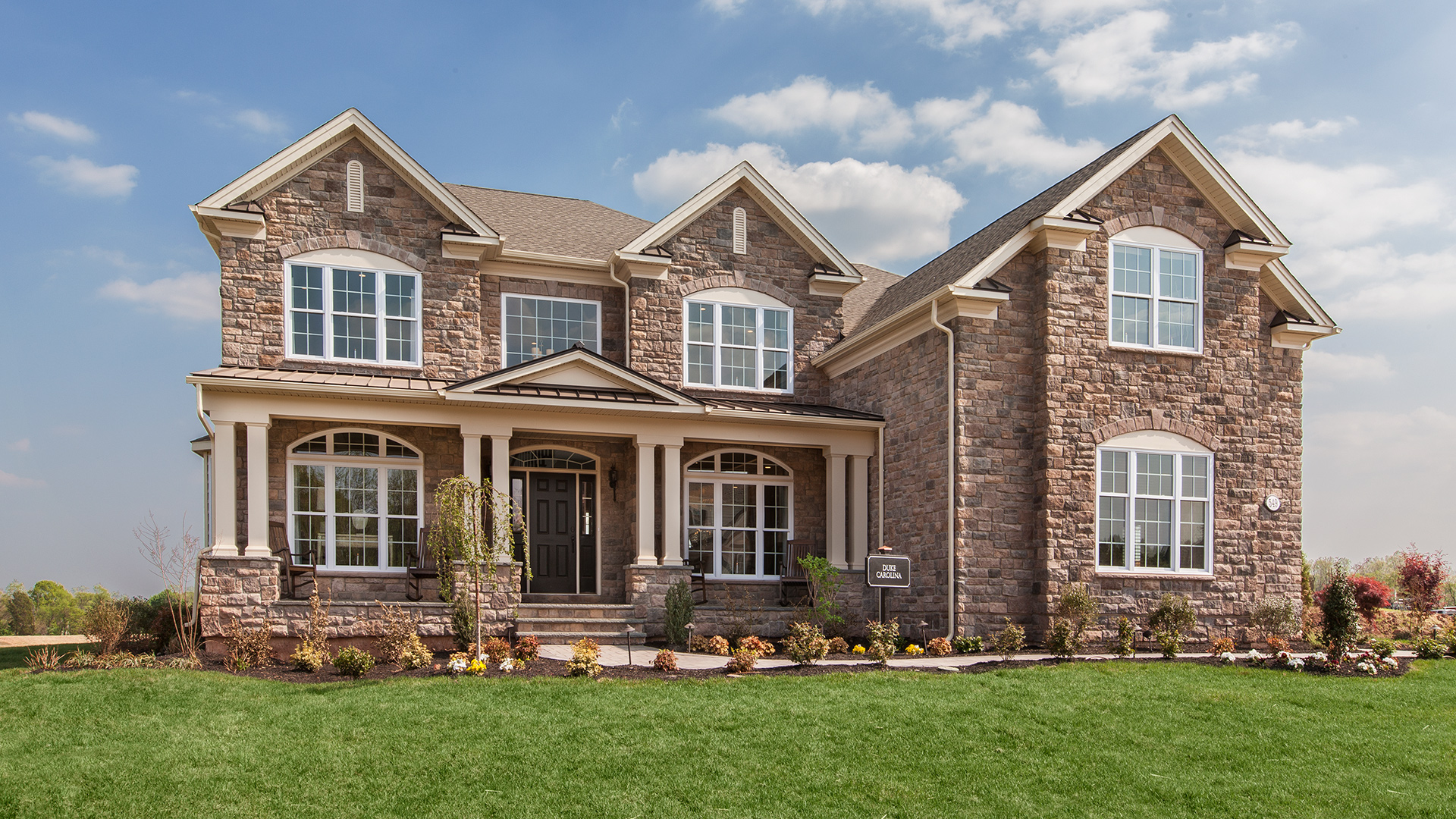 Duke Carolina Model Home