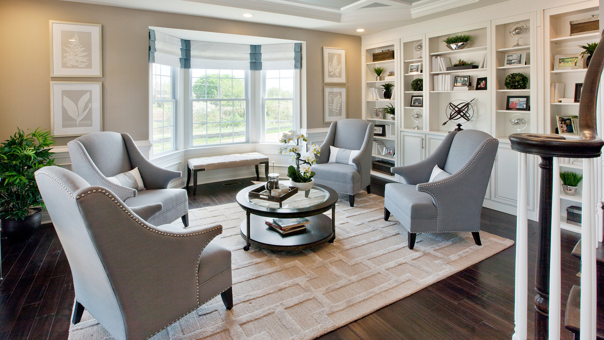 Color Is A Primary Design Element And Helps Create The Ambiance In Each  Room. One Way To Get An Elegant And Timeless Style Is To Use Soft, ...