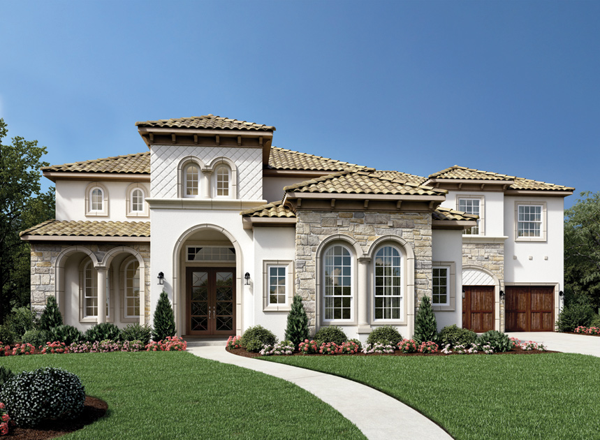 Toll Brothers - The Woodlands - Creekside Park - Coronet Ridge Photo
