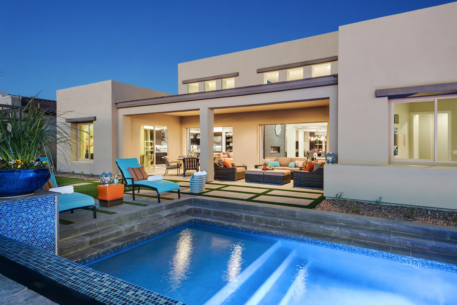 New luxury homes for sale in peoria az toll brothers at for Modern homes arizona