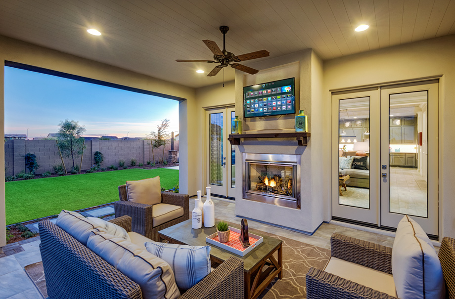 Chandler Az New Homes For Sale Toll Brothers At Avian