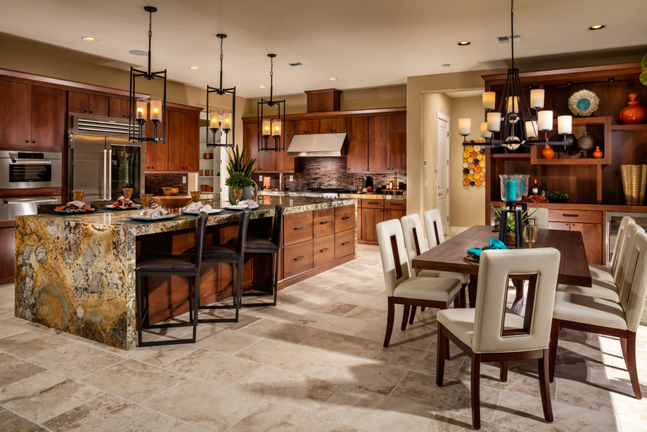 Somersett reno model homes