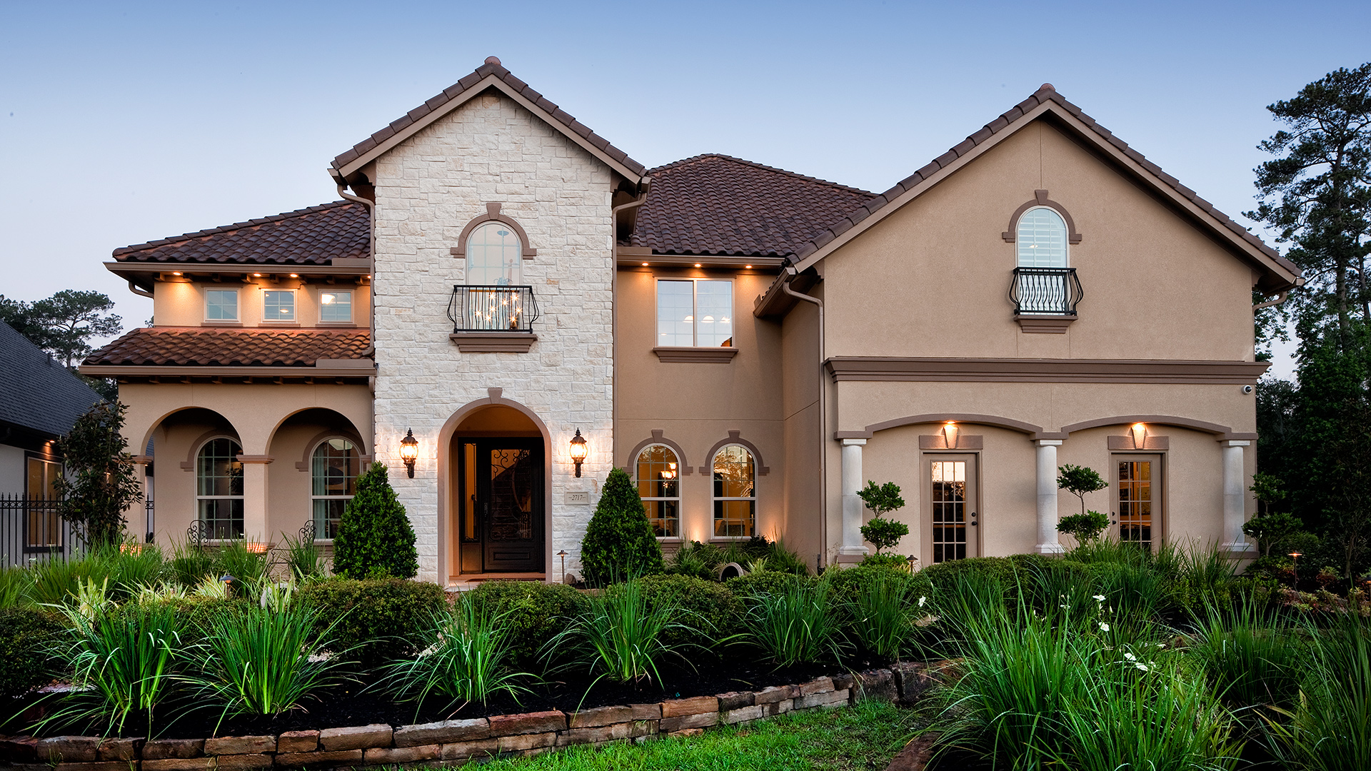 Flower mound tx new homes for sale canyon falls for Texas house builders