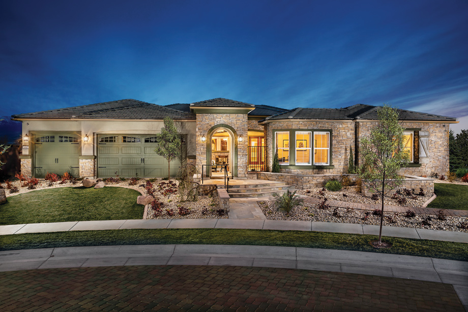 Toll Brothers - Estates at Saddle Ridge Photo