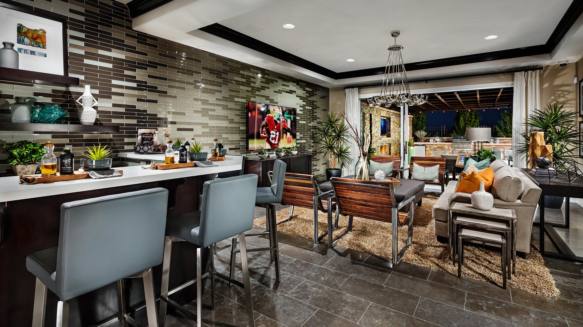 The Montecito Family Room