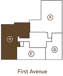 The Sutton Floorplans