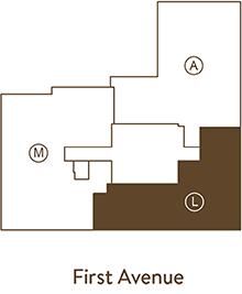 The Sutton Floorplans