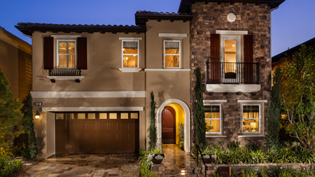 Click to visit the The Heights at Baker Ranch's page
