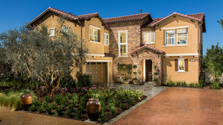 Click to visit the Parkview at Baker Ranch's page