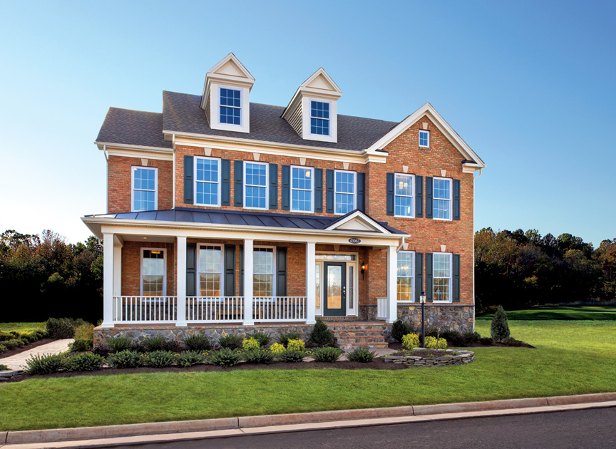 Toll Brothers - Moorefield Green - The Huntington Photo