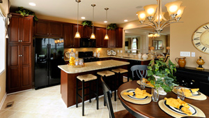 Toll Brothers - Moorefield Green - The Fremont Photo