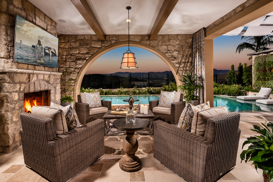 New Luxury Homes For Sale in Irvine, CA   Toll Brothers at ... on Outdoor Living Sale id=49147