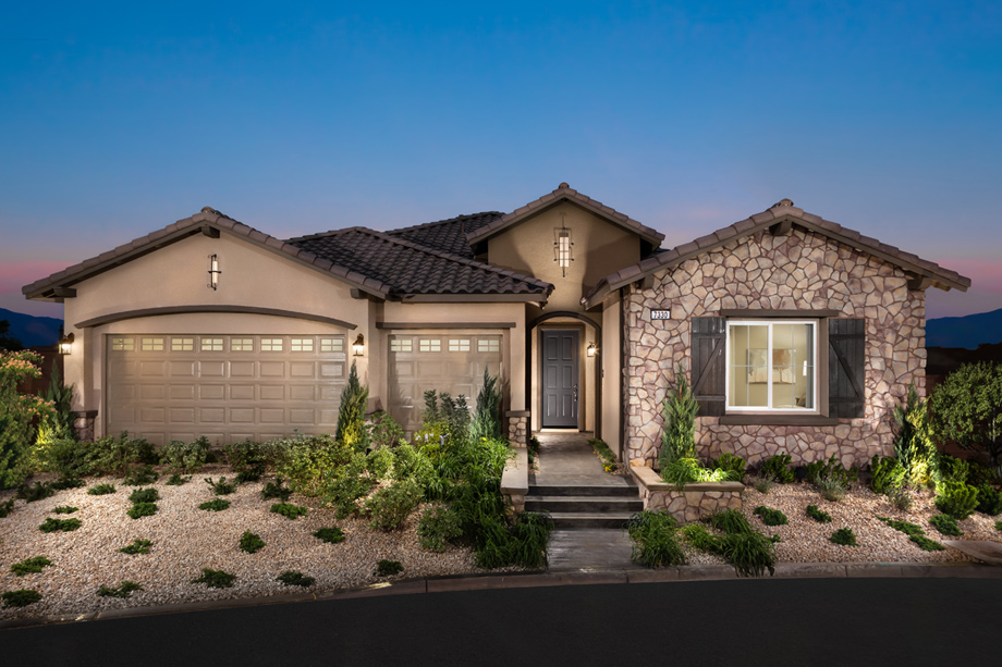 New Luxury Homes Near North Las Vegas