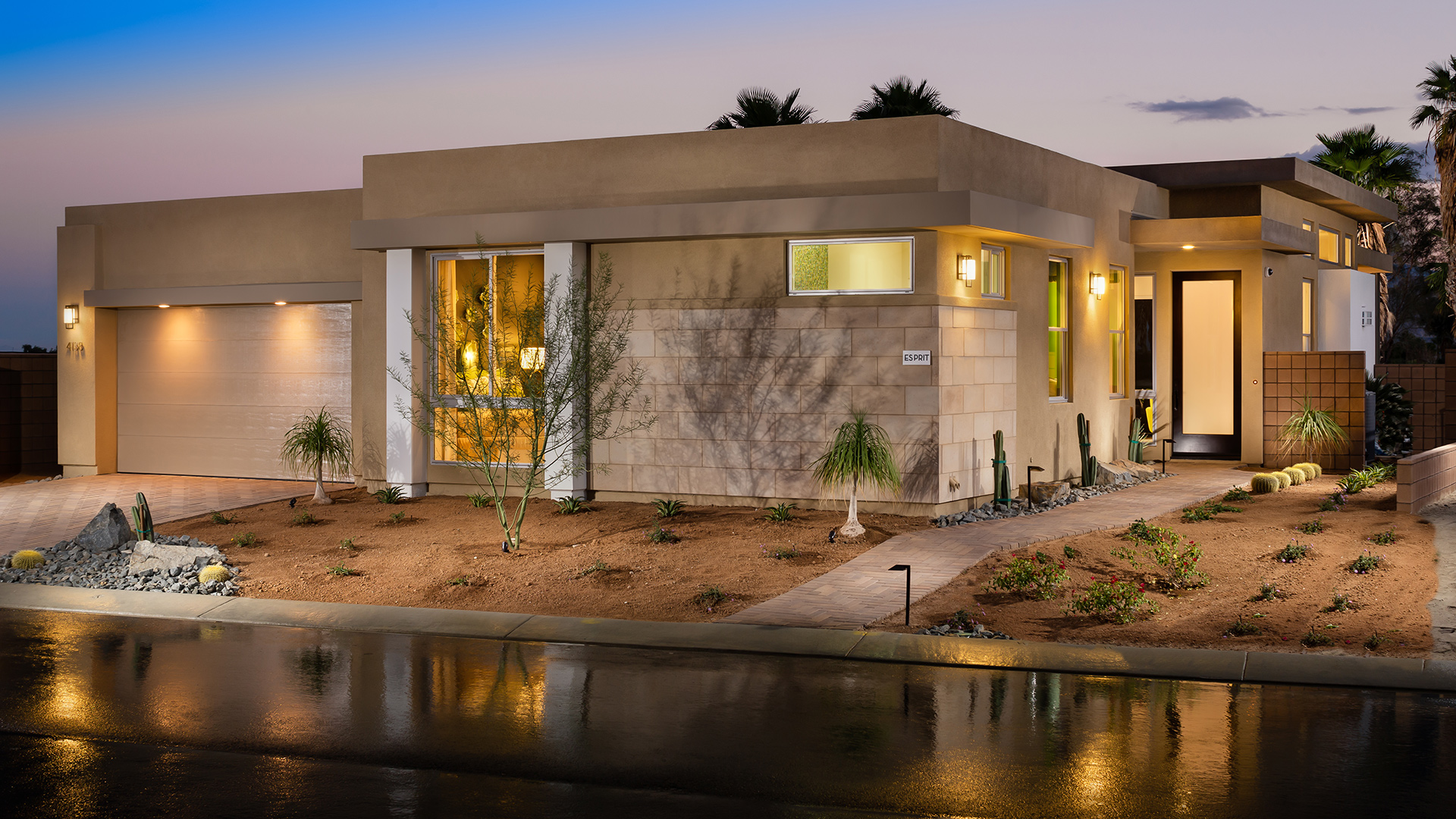 Palm Springs Ca New Homes For