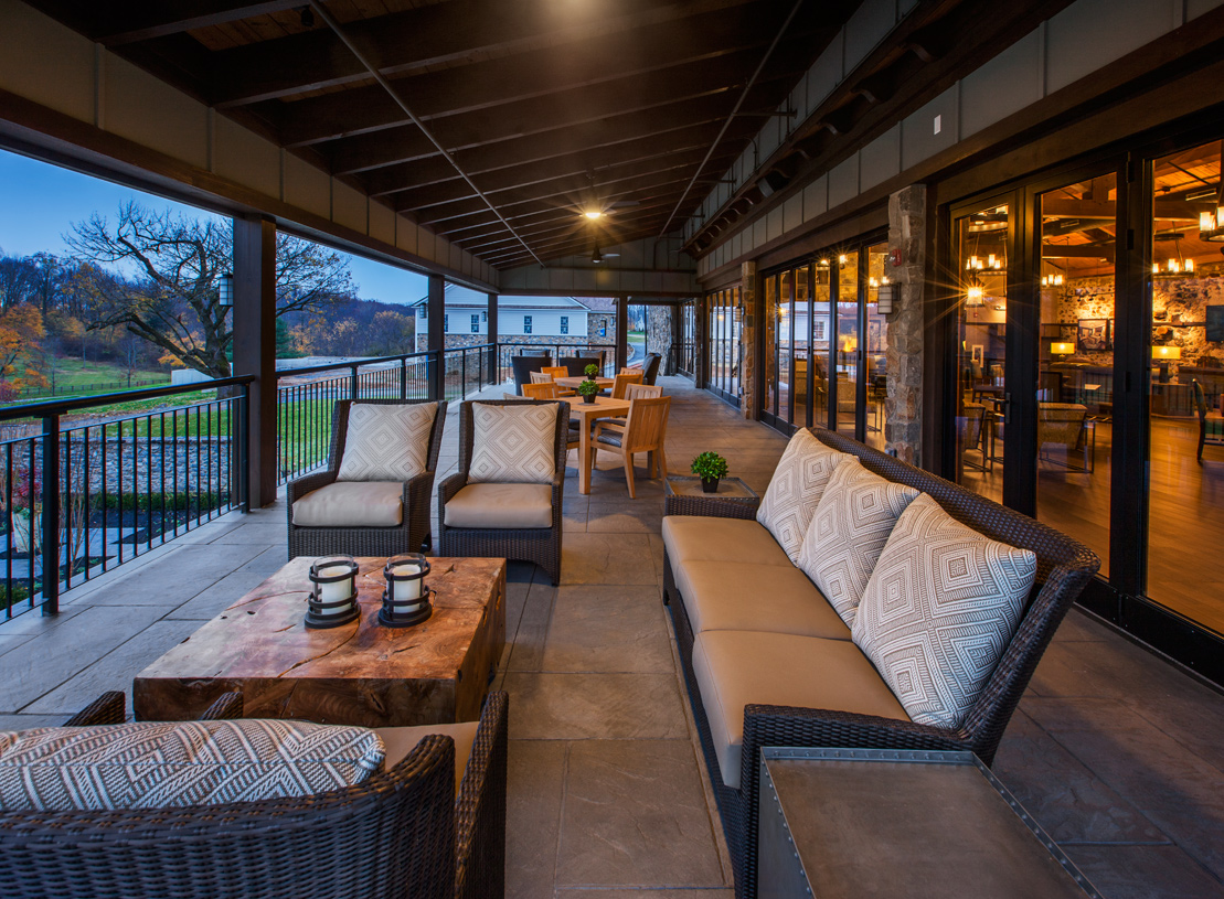 Liseter the st davids collection the rosemont home design for Luxury barn homes