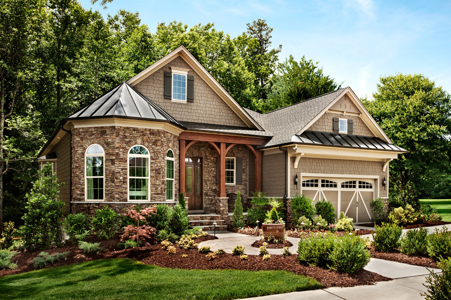 Raleigh new homes for sale in toll brothers luxury communities for Modern homes raleigh durham