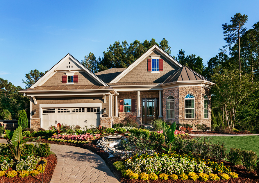 Toll Brothers - Regency at White Oak Creek Photo