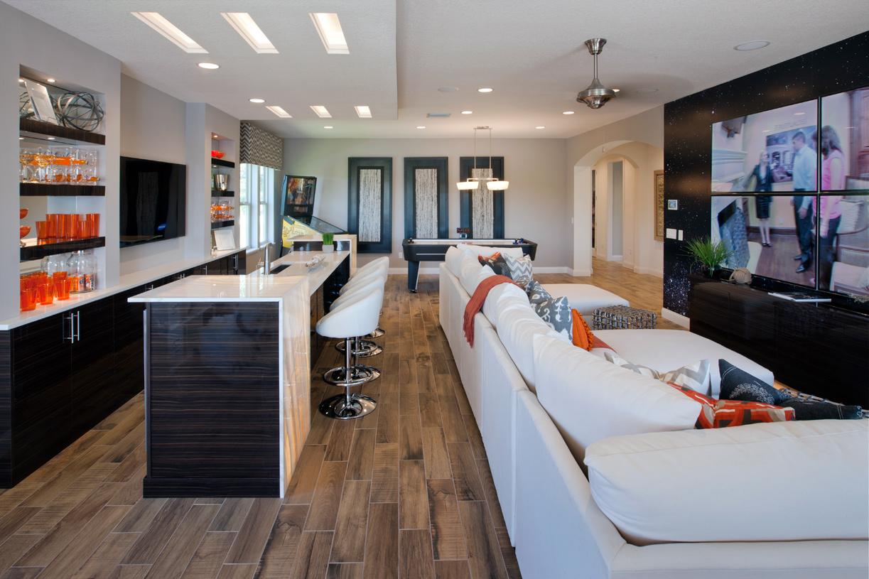 Multi-purpose lofts perfect for gatherings