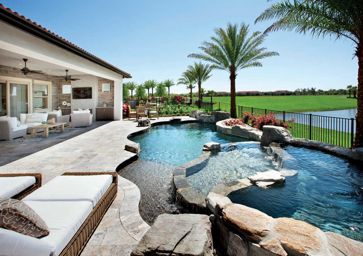 Year-round outdoor living