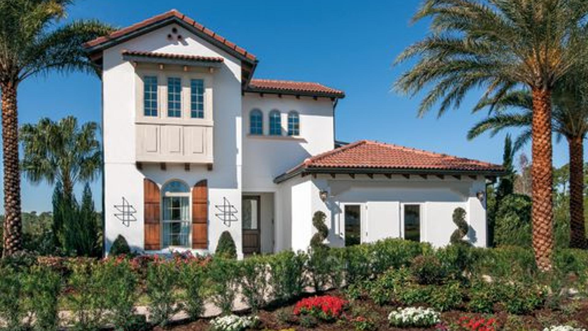 Massiano Spanish Colonial with second story