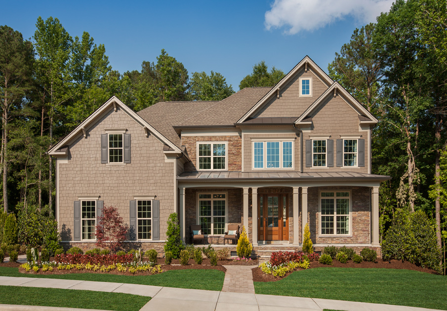 Toll Brothers - Enclave at White Oak Creek Photo