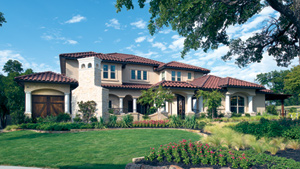 Toll Brothers - The Overlook at Colleyville Photo