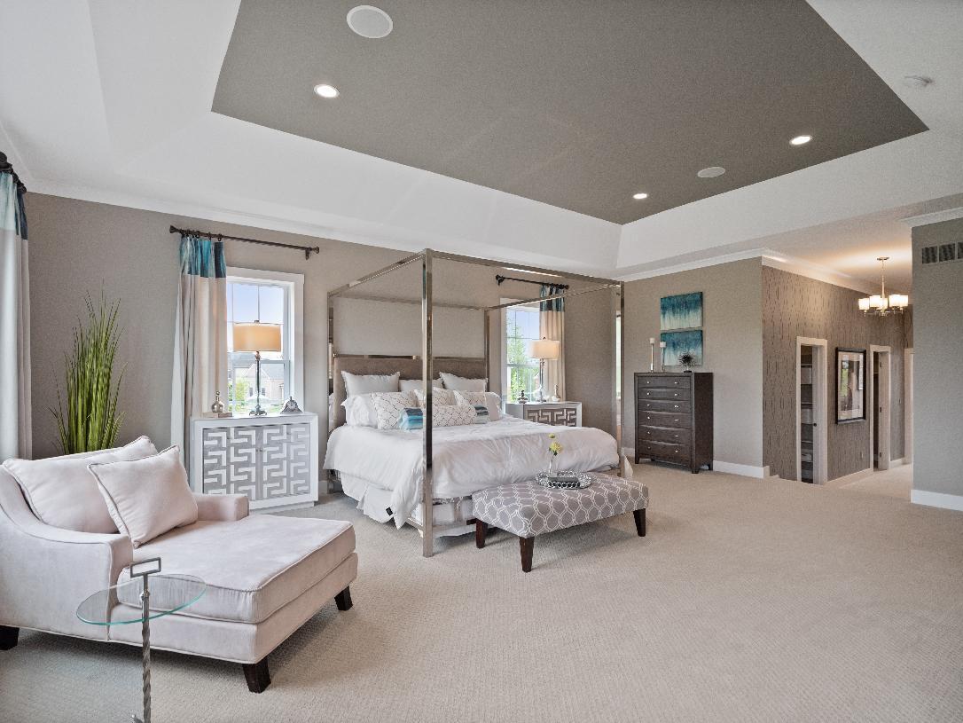 Primary bedroom suite – alternate view