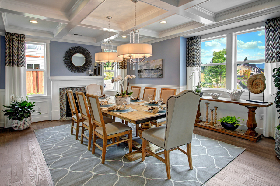 Loving This Open Concept By Tollbrothers: New Luxury Homes For Sale In Bothell, WA