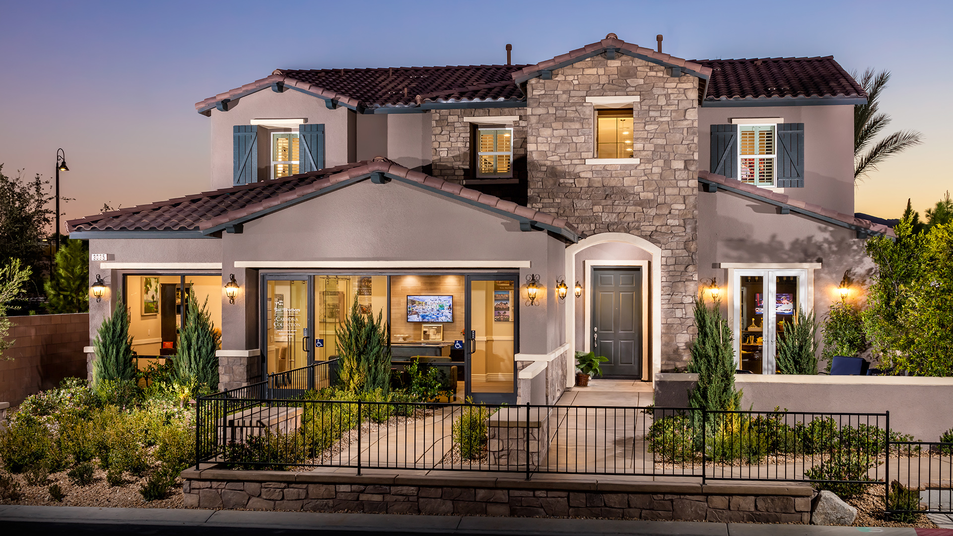 Henderson nv new homes for sale toll brothers at for Henderson house