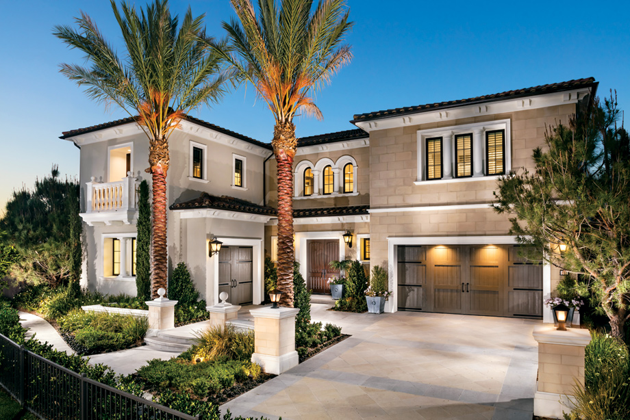New luxury homes for sale in yorba linda ca enclave at for California luxury homes for sale